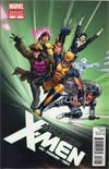 Astonishing X-Men Vol 3 #50 Incentive John Cassaday Variant Cover