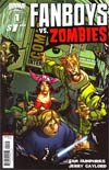Fanboys vs Zombies #1 2nd Ptg