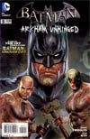 Batman Arkham Unhinged #5