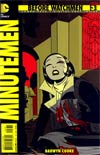 Before Watchmen Minutemen #3 Combo Pack With Polybag