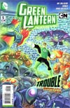 Green Lantern The Animated Series #5
