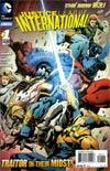 Justice League International Vol 2 Annual #1