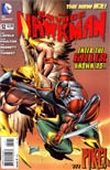 Savage Hawkman #12