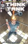 Think Tank #1 1st Ptg Cover A Rahsan Ekedal & Brian Reber
