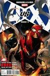 Avengers vs X-Men #9 Cover A Regular Jim Cheung Cover