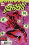 Daredevil Vol 3 Annual #1 Regular Alan Davis Cover (Marvel Tales By Alan Davis Part 2)