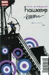 Hawkeye Vol 4 #1 DF Signed By Matt Fraction