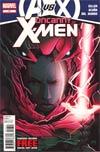 Uncanny X-Men Vol 2 #17 (Avengers vs X-Men Tie-In)