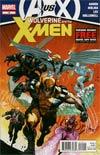 Wolverine And The X-Men #15 (Avengers vs X-Men Tie-In)