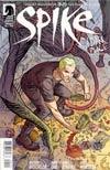 Buffy The Vampire Slayer Spike #1 Variant Steve Morris Cover