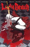 Lady Death Vol 3 #17 Bloodshed Cover