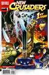 New Crusaders Rise Of The Heroes #1 Regular Ben Bates Cover