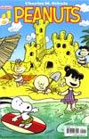 Peanuts Vol 3 #1 Regular Vicki Scott Cover