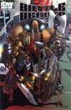Battle Beasts Vol 2 #2 Regular Valerio Schiti Cover