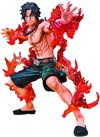 One Piece Figuarts ZERO - Battle Version - Portgas D Ace Figure