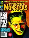 Freaky Monsters Magazine #14