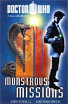 Doctor Who Adventures Book 5 Monstrous Missions TP