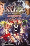 Voltron Force Vol 4 Rise Of The Beast King GN