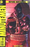 Before Watchmen Minutemen #1 Cover E Incentive Jim Lee Variant Cover