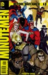 Before Watchmen Minutemen #1 Cover B Incentive Michael Golden Variant Cover
