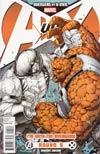 Avengers vs X-Men #5 Cover B Variant Team Avengers Cover