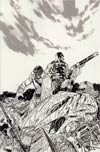 Extermination (BOOM Studios) #1 Cover F Incentive James Harren Virgin Sketch Cover