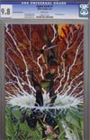 Higher Earth #1 Incentive Michael Golden Variant Cover CGC 9.8