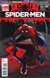 Spider-Men #1 Cover C Incentive Sara Pichelli Variant Cover