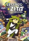 Legends Of Zita The Spacegirl TP