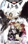 Avengers vs X-Men #6 Cover D Incentive Olivier Coipel Variant Cover