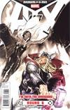 Avengers vs X-Men #6 Cover B Variant Team Avengers Cover
