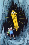 Adventure Time #5 Cover C Incentive James Kochalka Virgin Variant Cover