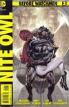 Before Watchmen Nite Owl #3 Combo Pack With Polybag
