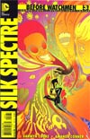Before Watchmen Silk Spectre #3 Cover B Combo Pack With Polybag