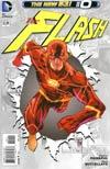 Flash Vol 4 #0 Regular Francis Manapul Cover