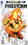 Fury Of Firestorm The Nuclear Men #0