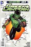 Green Lantern Vol 5 #0 Regular Doug Mahnke Cover