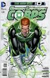 Green Lantern Corps Vol 3 #0