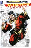 Justice League Vol 2 #0 Regular Gary Frank Cover