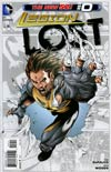 Legion Lost Vol 2 #0