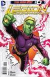 Legion Of Super-Heroes Vol 7 #0