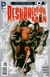 Resurrection Man Vol 2 #0