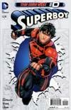 Superboy Vol 5 #0