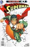 Superman Vol 4 #0 Regular Kenneth Rocafort Cover