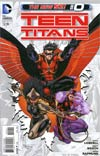 Teen Titans Vol 4 #0 Regular Brett Booth Cover