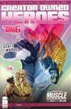 Creator-Owned Heroes #4 Cvr B