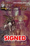 Darkness Vol 3 #100 Complete Signed Cover Set