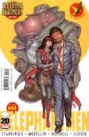 Elephantmen #44 Regular Brandon Graham Cover