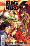 Big Hero 6 Brave New Heroes #1