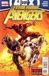 New Avengers Vol 2 #30 (Avengers vs X-Men Tie-In)